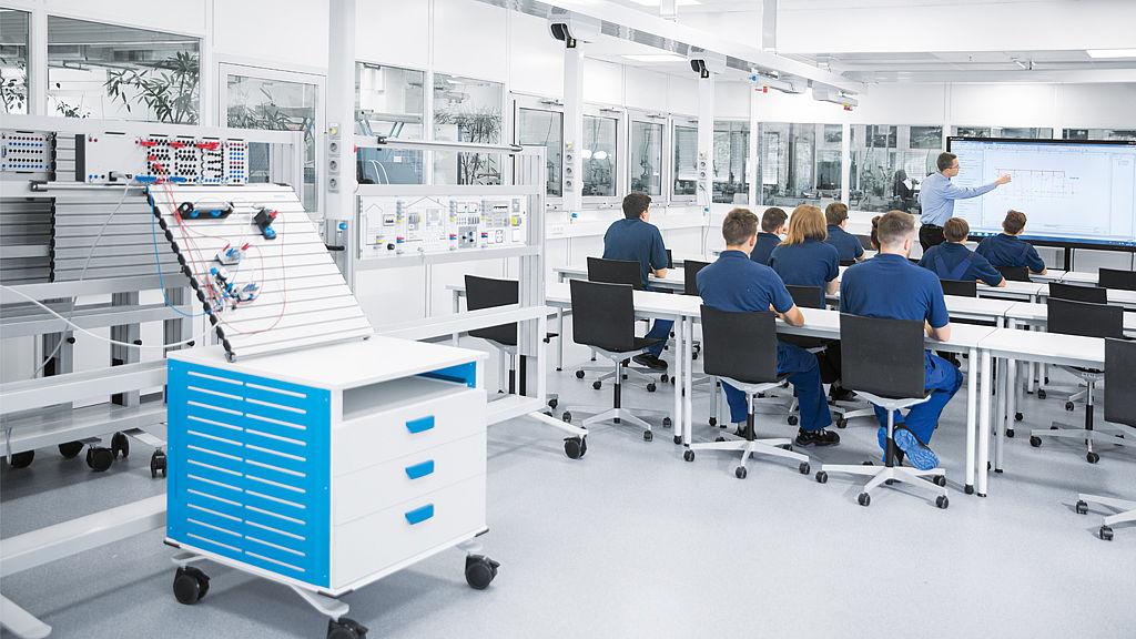 Daimler центр дополнительного образования