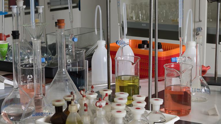 Немецкая школа, химия